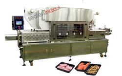 Fully Automatic Tray Sealing Machine Vacuum/Gas Flush(MAP)