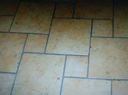 Glossy Old Floor Tiles, Usage Area: Flooring