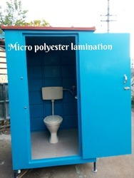 FRP Toilet Western Close