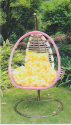 Open Style Outdoor Wicker Hanging Chair