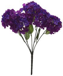 Fourwalls Artificial Hydrangea Flowers Wedding