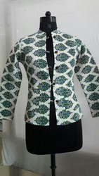 All Sizes 10 Print Jacket