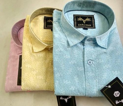 05b91d65 Zara Man Shirts at Rs 280 /piece | Mens Designer Shirt | ID: 19266171888