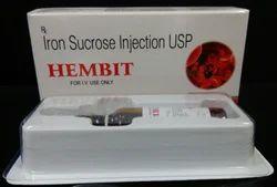 Iron Sucrose Injections