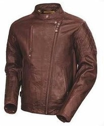 Pure Leather Full Sleeve Leather Jackets