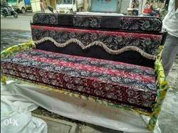 Iron Designer Sofa Cum Bed