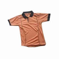 Polyester Mix Men's T Shirt