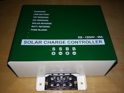 Solar Charge Controller (12/24V-20A)