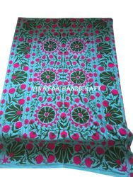 New Designer Embroidery Handmade Bed Sheets
