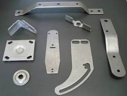 Sheet Metal Parts and Components