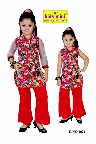139f1ac4a Designer Kids Plazo Set at Rs 695 /piece(s)   Kids Dresses   ID ...