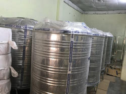 Stainless Steel Water Tank 1000 Liters At Rs 11000 Box Stainless Steel Water Tank Id 18297554912