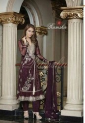 Ramsha Embroidered Suits