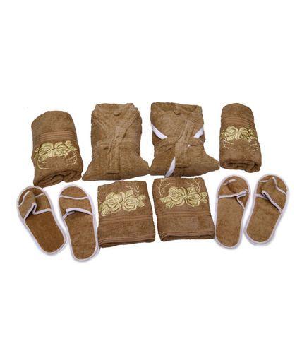 8 Piece Bathrobe Towel Set at Rs 2499  set(s)  3a4a59ac7