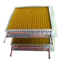 Fin Type Heating and Cooling Coils