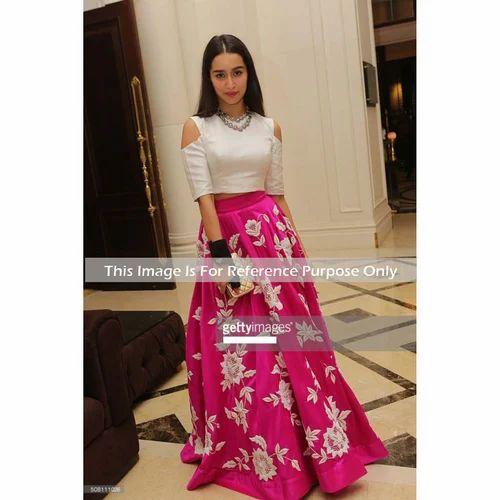 abb2db7b20 Pink Designer Party Wear Lehenga Choli, Rs 649 /piece, Style Amaze ...