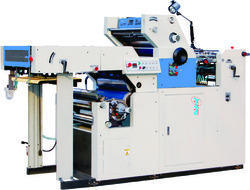 Both Side Carry Bag Printing Machine