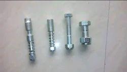 Rotavator Screw