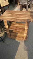 Wooden TV Trolley