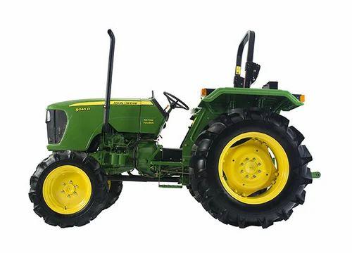 John Deere 5045 D Farm Tractors - Shubham Auto Marketing, Jodhpur