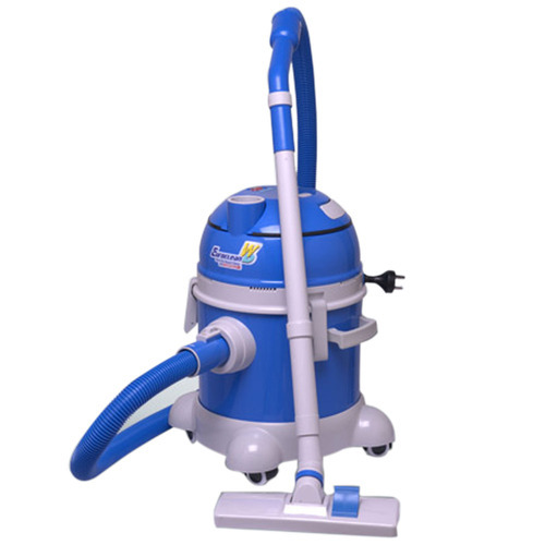 Eureka Forbes Euroclean Wet And Dry Blue Vacuum Cleaner At