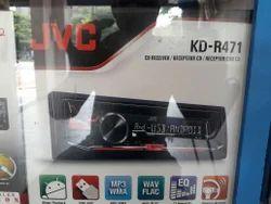 JVC MP3 HEAD UNIT