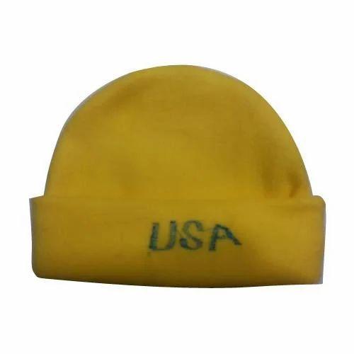41d13862 Fancy Baby Polo Winter Cap at Rs 99 /dozen | Kids Cap | ID: 10529159248