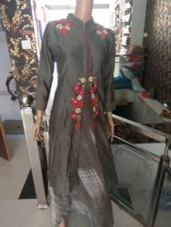 AAKRUTI Girl One piece with inner