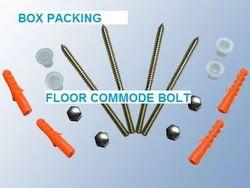 POLO Floor Commode Rack Bolt