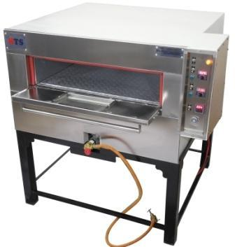 Stainless Steel Gas Cum Electric Bakery Oven Rs 95000