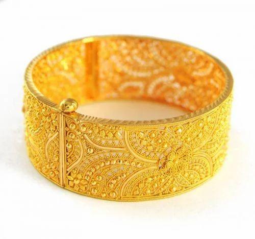 Bangles With Price: Designer Gold Bangles