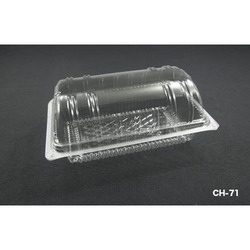 CH--71 Roll Cake Container