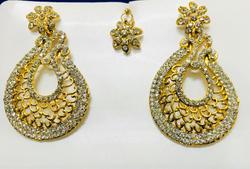 Designer Cutwork Earrings