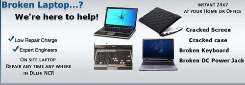 Hp Laptop Repair Center, Lappy Repairing Service, Notebook