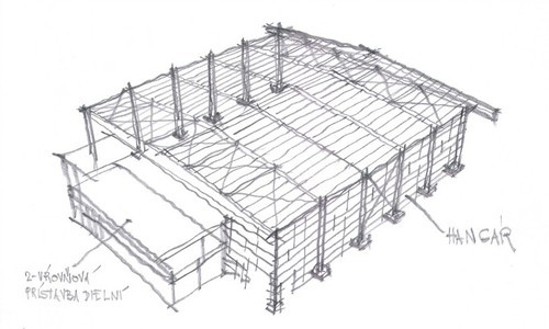industrial steel structural design