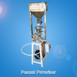 Peanut Pulverizer Machine