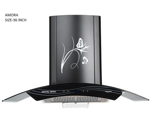 Kutchina Auto Clean Kitchen Hood Amora Rs 26500 Box