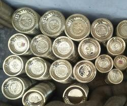 Brass Utensils, Size: Aal
