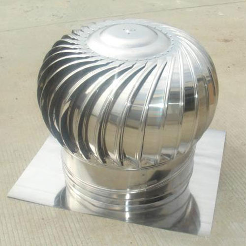 Turbo Ventilator Turbo Roof Ventilator Manufacturer From