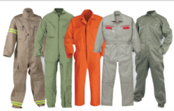 Polyester Large And XL Industrial Uniforms