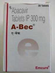 A-Bec - Abacavir Tablet