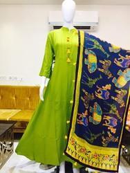 Ladies Designer Dupatta Suit