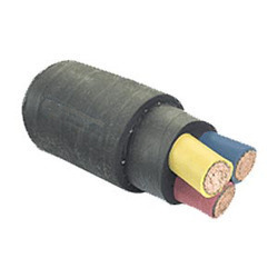 Trailing Rubber Cable