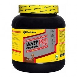 MuscleBlaze Whey Protein Pro with Creapure