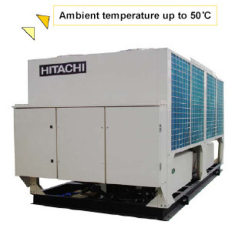hitachi high ambient chiller view specifications details of rh indiamart com Hitachi Wall Air Conditioner hitachi water cooled screw chiller manual