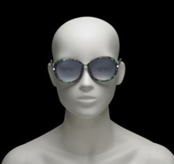 Fastrack Protected Green Sunglasses - P347gr2f