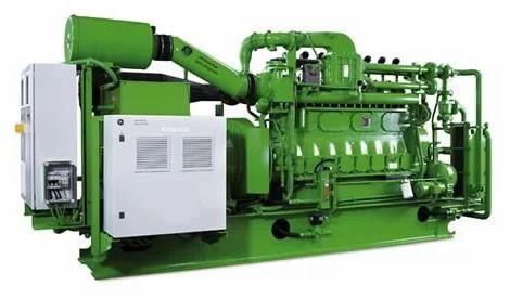 Gas Jenbacher Type-2 Engine, Engine & Engine Spare Parts