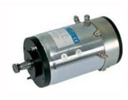 Wound DC Motor