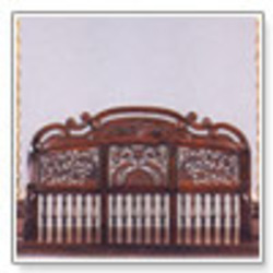 Rose Wood Furniture Carved Swing 100 Export Oriented Unit From