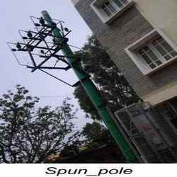 Spun Poles At Best Price In India
